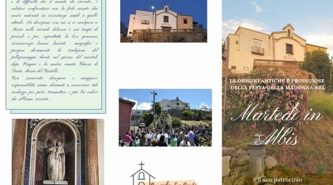 Martedì in Albis: la tradizione che non scompare a Santa Maria del Castello di Vico Equense si perde nella notte dei secoli