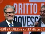 """Minori, il sindaco Andrea Reale questa sera su Rete 4 a """"Dritto e Rovescio"""""""