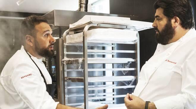 Nuovo ristorante di Antonino Cannavacciuolo a Vico Equense: chef di Gragnano alla guida della cucina