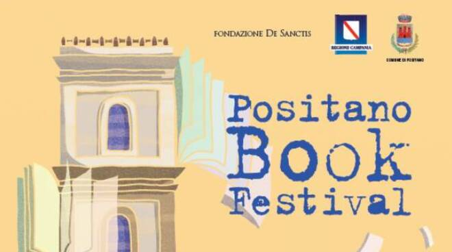 """Oggi alle 18 lo speciale TG su Rai 2 l'annuncio ufficiale del """"Positano Book Festival"""""""