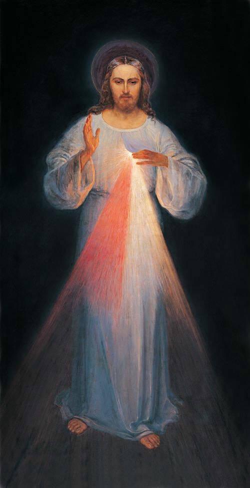 Oggi è la Domenica della Divina Misericordia