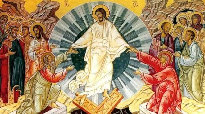 Oggi è Pasqua: risorge il Signore!