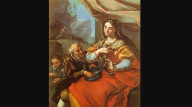 Oggi la Chiesa festeggia Sant' Emma di Sassonia