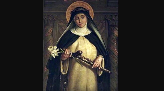 Oggi la Chiesa festeggia Santa Caterina da Siena