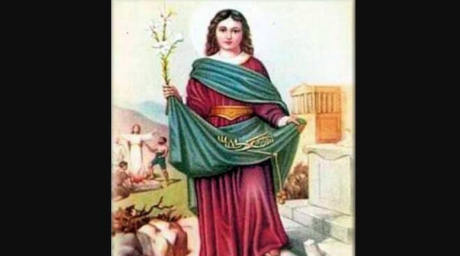 Oggi la Chiesa festeggia Santa Sara di Antiochia