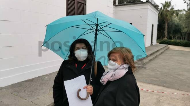 Piano di Sorrento. Continuano i vaccini a Villa Fondi: alcuni problemi tra ritardi e rifiuti verso AstraZeneca