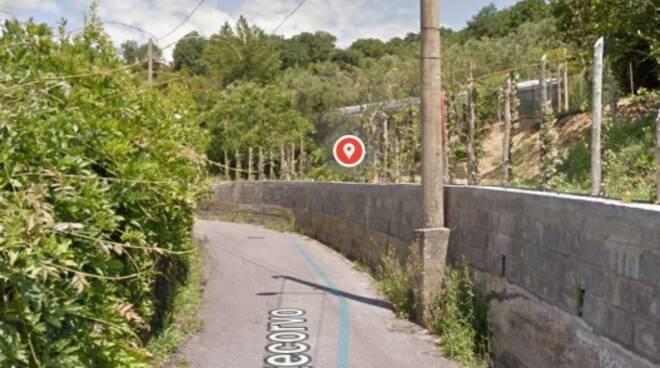 Piano di Sorrento: domani il via ai lavori di ripristino del transito pedonale e veicolare a via Pontecorvo