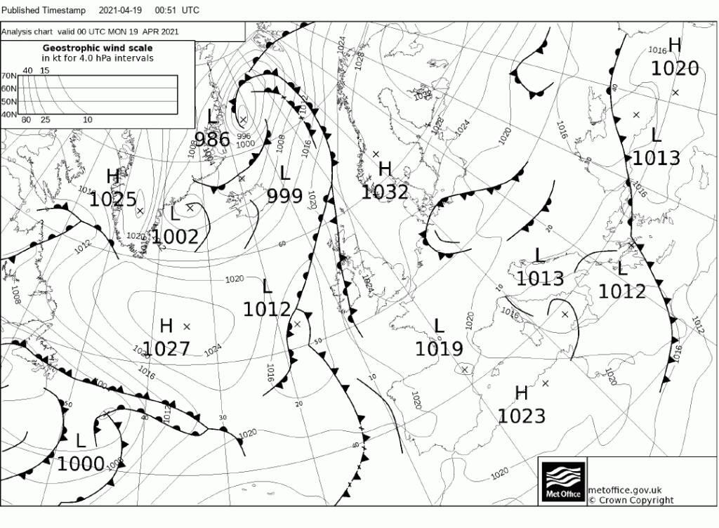 """Piano di Sorrento il meteo del Nautico """"N.Bixio"""" per Positanonews: miglioramenti e temperature in aumento nei prossimi giorni"""