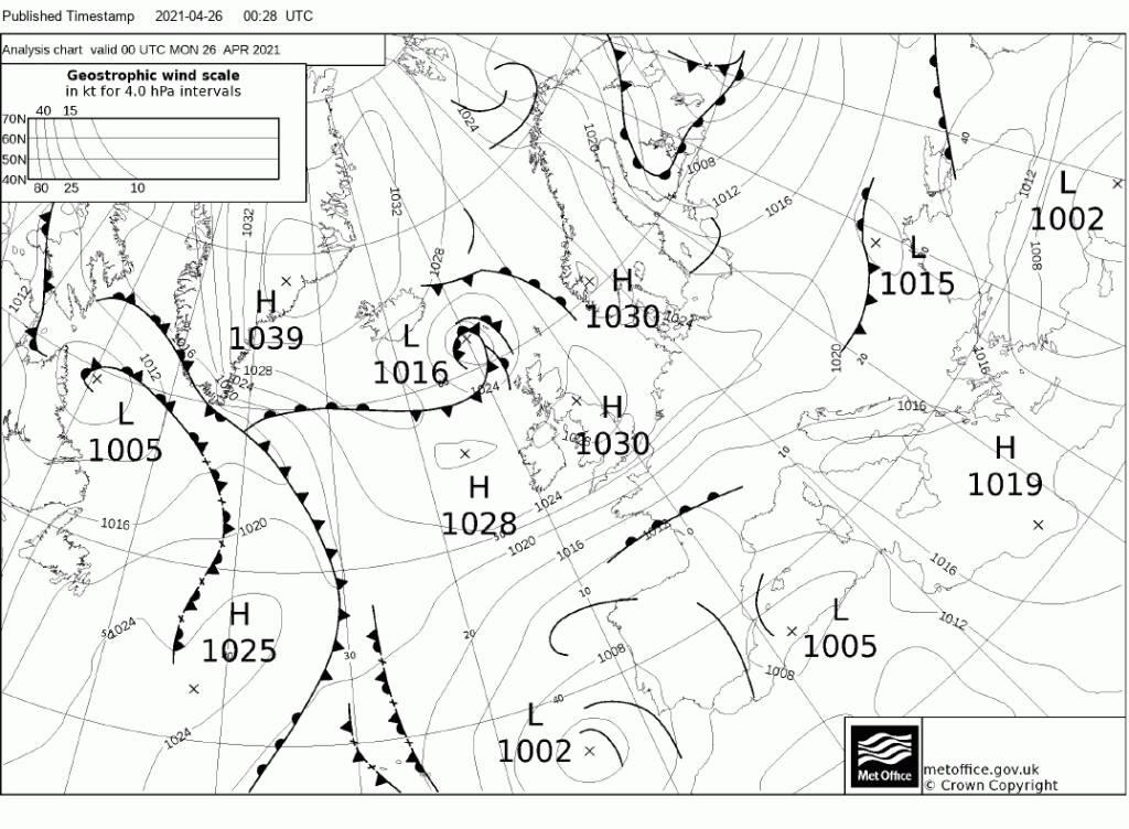 """Piano di Sorrento il meteo del Nautico """"N.Bixio"""" per Positanonews: moderata instabilità"""
