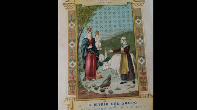 """Piano di Sorrento, il racconto del Prof. Ciro Ferrigno: """"La Madonna e 'o brigante"""""""