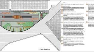 Piano di Sorrento lavori al parcheggio alla Trinità