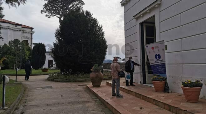 Piano di Sorrento, prosegue la campagna vaccinale a Villa Fondi