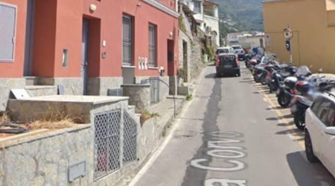 Positano, 13 e 14 aprile lavori di rifacimento del manto stradale dal bivio di Montepertuso