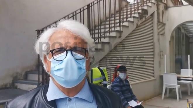Positano, non si ferma la campagna vaccinale. Le parole del Dott. Aniello Siracusa