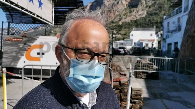 """Praiano, Raffaele Esposito del Tramonto d'Oro: """"È tutto nell'incertezza e noi non riusciamo ad organizzarci"""""""