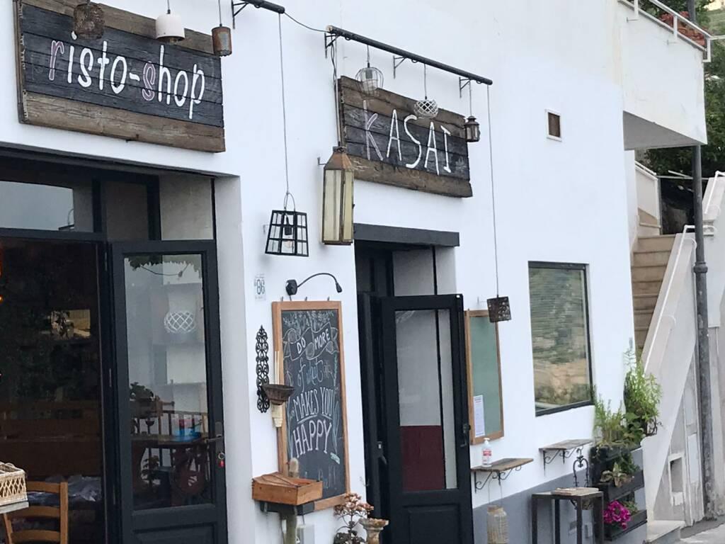 Praiano, riapre il Risto-shop Kasai: i sapori tradizionali della costiera amalfitana