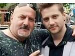 Raffaele Ferrulli col figlio Mirko