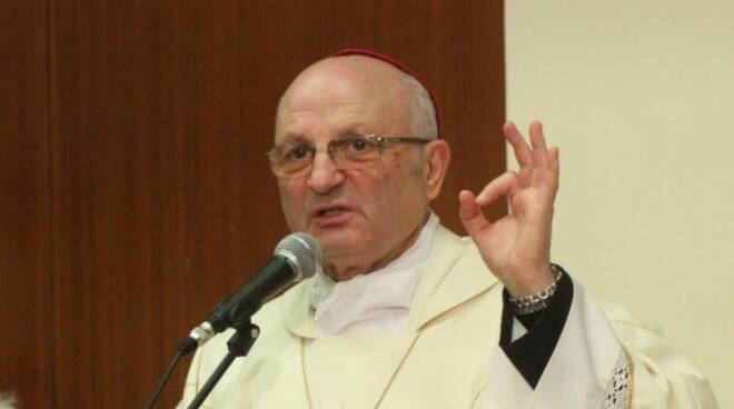 S.E. Beniamino  Depalma dimesso dal Cotugno