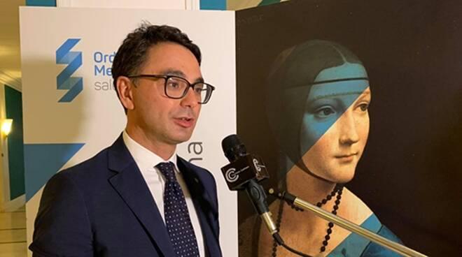Salerno, il prof.Orlando Paciello è stato eletto nellaFNOVI