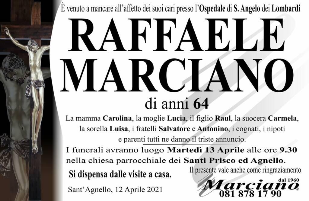 Sant'Agnello, ci lascia il 64enne Raffaele Marciano