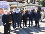 Sorrento. I sindaci della penisola sorrentina vicini alla protesta dei lavoratori del turismo