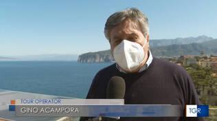 """Sorrento, l'imprenditore turistico Gino Acampora: """"Ci sono dei segnali di ripresa"""""""