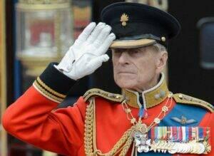 Stamane è morto il principe Filippo di Edimburgo