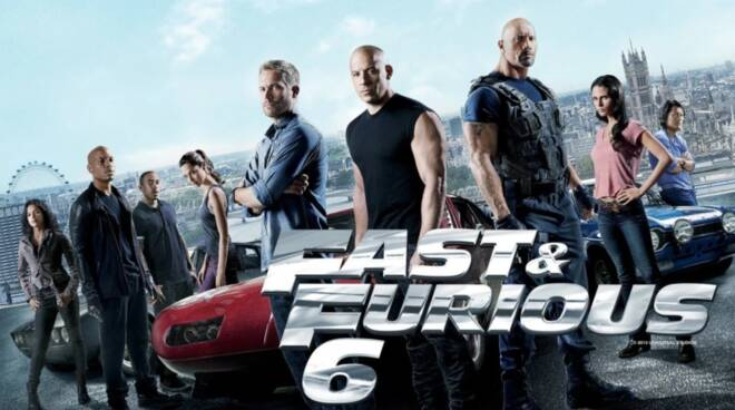 Stasera in TV: Fast & Furious 6