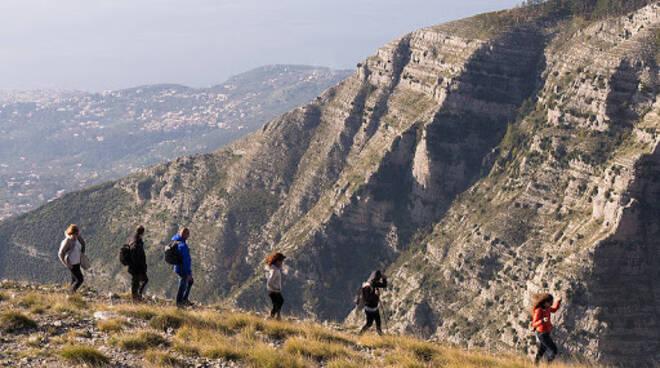 trekking vico equense