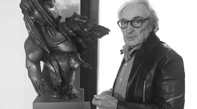 1 - Giuseppe Pirozzi e la sua opera Pulsioni antagoniste, 1987