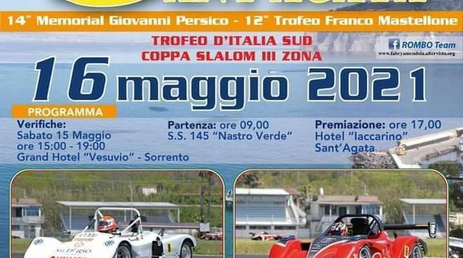 16° Slalom Sorrento-Sant'Agata