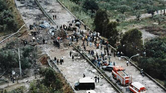 23 Maggio: ventinove anni fa la Strage di Capaci