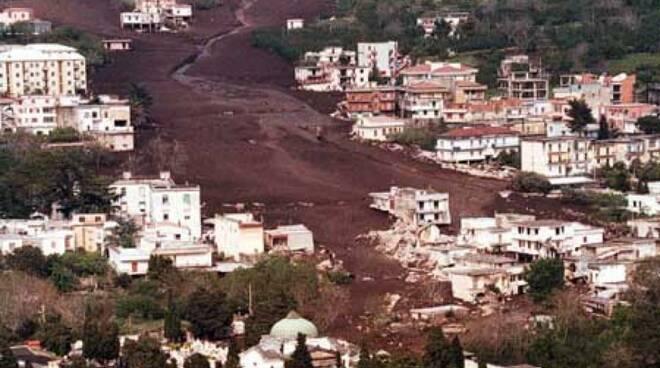 A 23 anni dall'alluvione di Sarno l'ON. Cirielli chiede maggiore sicurezza per i territori