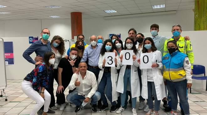 Agerola, successo Open Day: somministrati 300 vaccini monodose Johnson&Johnson alla popolazione dai 18 anni