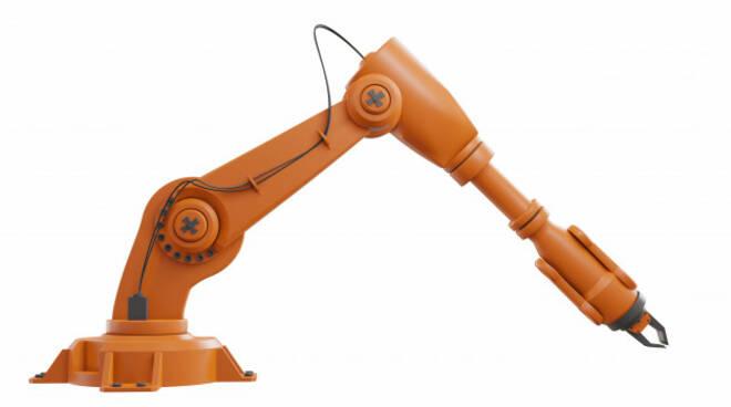 Braccio robotico industriale e lavoro: consigli per i giovani positanesi