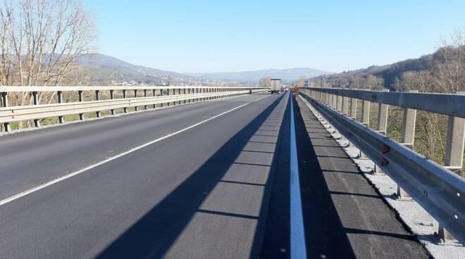 Campania, Anas: ultimati i lavori principali sul viadotto 'Pantano' della SS372 Telesina, nel Beneventano