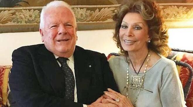 Inaugurato a Firenze il ristorante dedicato a Sophia Loren