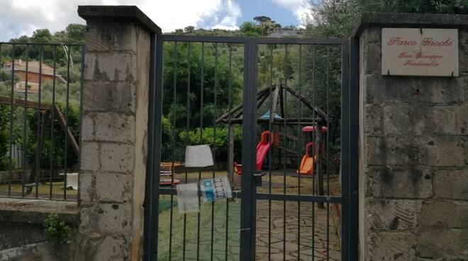 Sorrento, vicenda parco giochi di Priora risolta tempestivamente