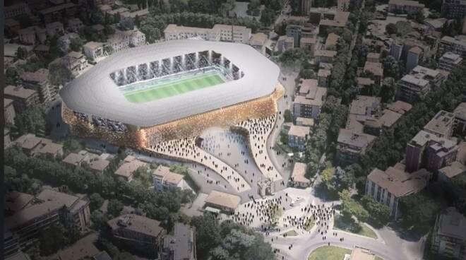 """Il nuovo stadio """"Tardini"""" di Parma presto sarà una realtà"""
