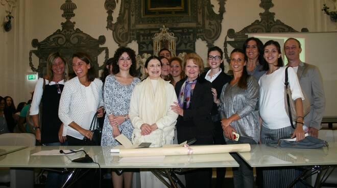Carla Fracci patrimonio immortale dell'Umanità