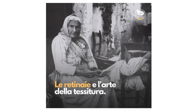 """Collettivo UANM: """"Le retinare e l'arte della tessitura a Praiano"""""""