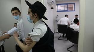 Covid in Israele, tasso di positività allo 0,1%. Il più basso da inizio pandemia