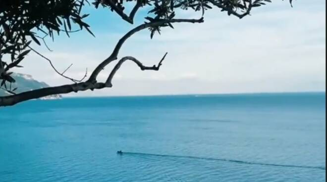 Diletta Leotta e Can Yaman tornano in Costiera Amalfitana