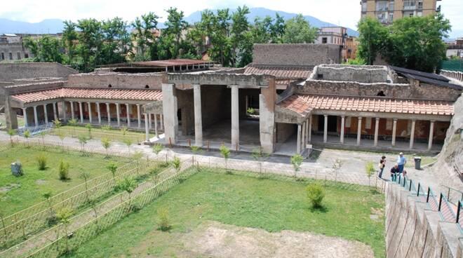 Domenica 30 Maggio il Museo dell'Identità a Torre Annunziata con i reperti archeologici della Villa di Poppea. Si rivivrà l'atmosfera dell'antica Oplontis