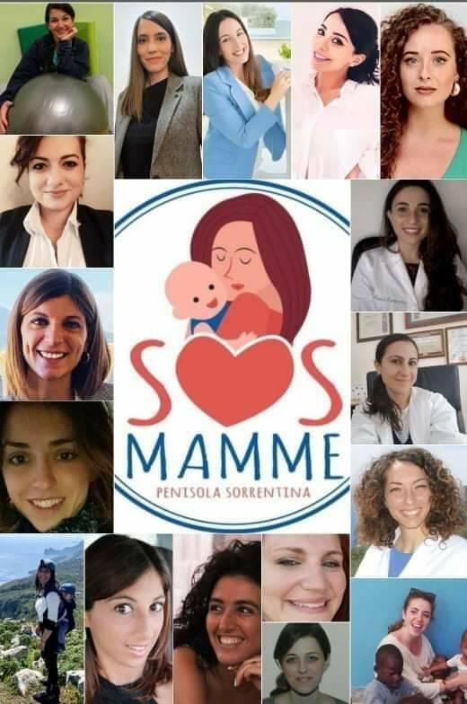 Domenica 9 maggio la presentazione di SOS Mamme Penisola Sorrentina