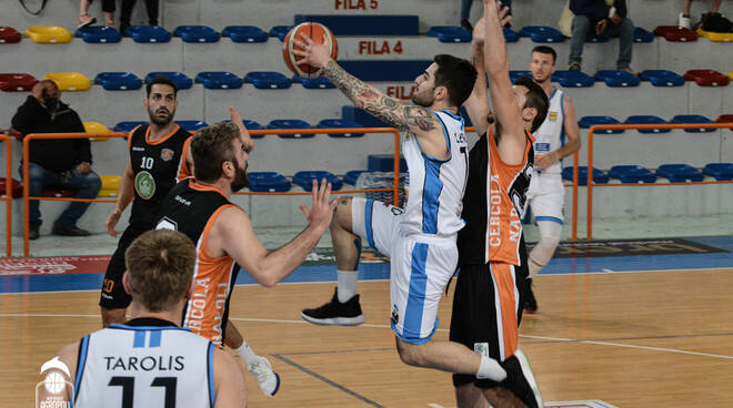 Domenica la New Basket Agropoli affronta Caserta. Coach Lepre: «carichi per la seconda fase della stagione».