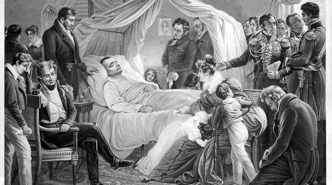 duecento anni fa moriva napoleone
