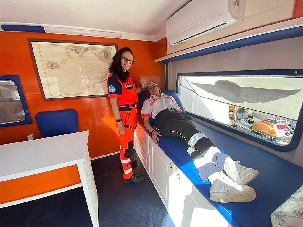 Estate sicura a Cetara, venerdì 28 maggio sarà attivato il servizio Humanitas di primo soccorso al porto