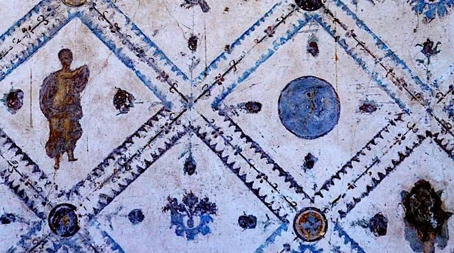 Frammenti da Stabia e Pompei- i frammenti restituiti