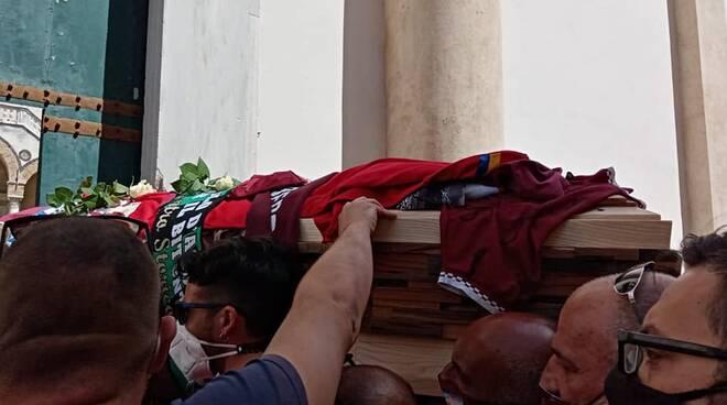 funerali matteo leone salerno